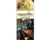 Munchies Bar Pizzeria & Grill,						     						      in