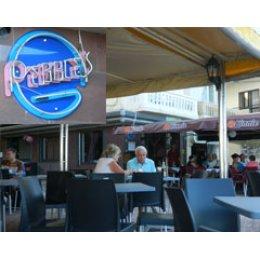 Caffe Del Mar Beach Side Restaurants Iz Zebbug Marsalforn Gozo