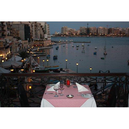 Peppino S Italian Restaurant: Peppino's Restaurant, San Giljan, Malta, +356 2137 3200