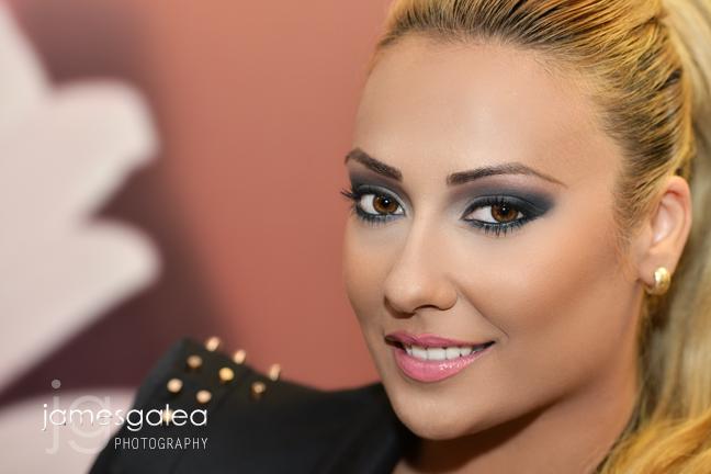 Jennifer The Makeup Artist L Imsida Malta Make